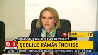 SCOLILE RAMAN INCHISE
