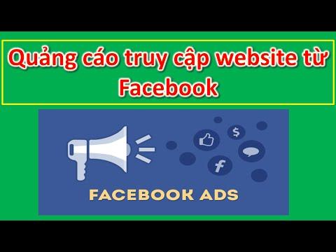 Chạy quảng cáo facebook miễn phí hiệu quả  truy cập website 2019-2020