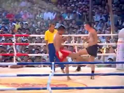 Soe Lin Oo ( Myanmar / Myanmar Lethwei ) vs Gligor Stojanov ( Switzerland / Muay Thai ) 20