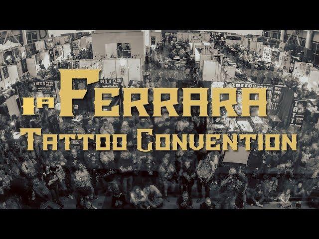Video ufficiale prima edizione Ferrara Tattoo Conventoin