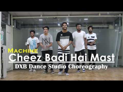 Tu Cheez Badi Hai Mast | Dance Choreography | Machine | Mustafa & Kiara Advani | Neha Kakkar
