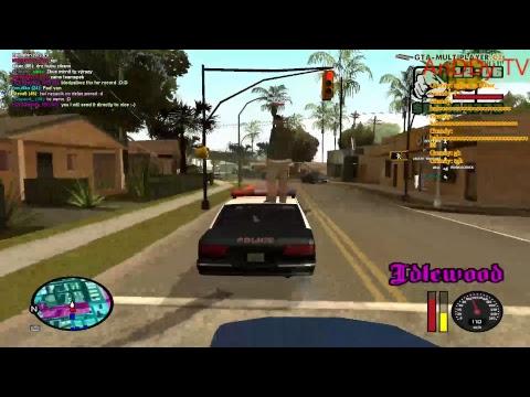 GTA San Andreas WTLS Koniec Servru !!!!! Korupcia na WTLSKU