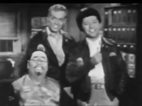 """Terry and the Pirates """"Macao Gold"""" with Keye Luke (adventure TV series)"""