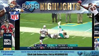New England Patriots vs Miami Dolphins FULL HD GAME Highlights Week 14