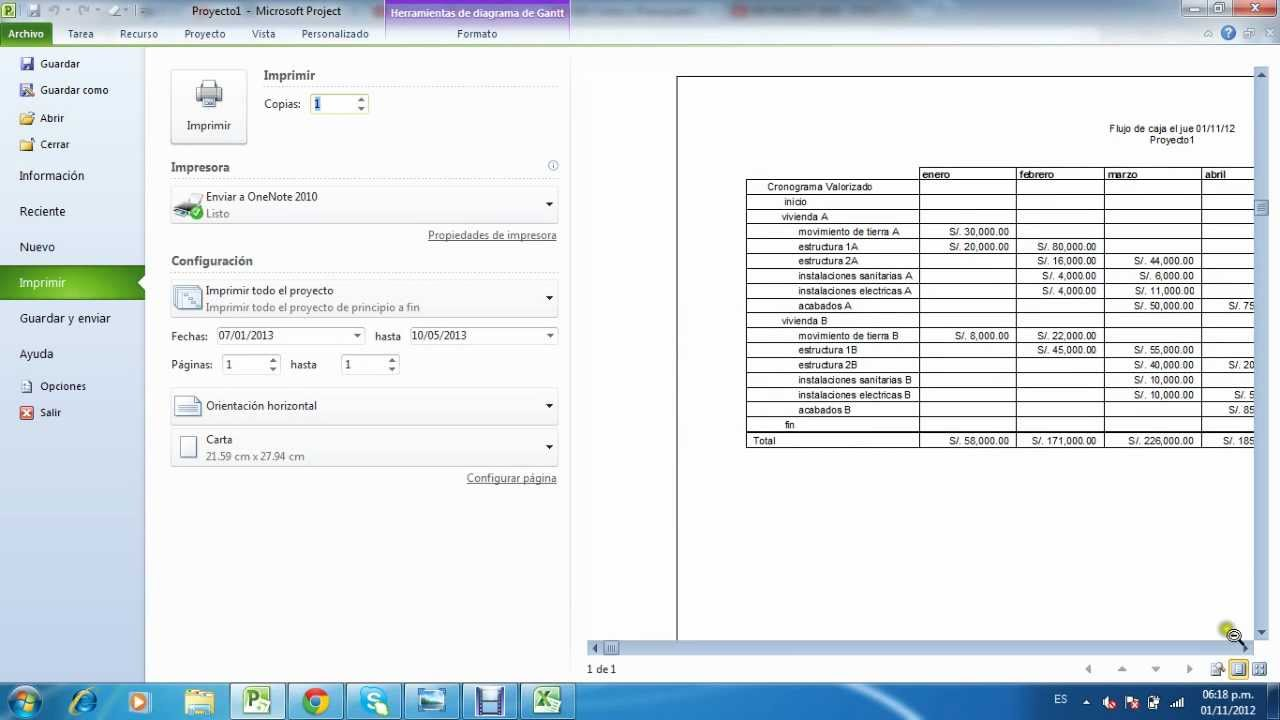 ms project 2010 tutorial en espa ol manejo de costos youtube rh youtube com Idioma Espanol