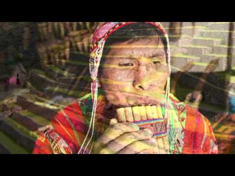 El Condor Pasa -  Flute Music of the Andes