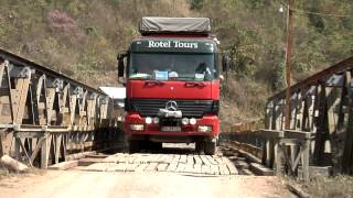 Rotel Tours: Pionierreise von Hanoi nach Mandalay