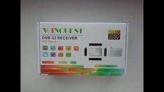 Огляд ресивера ► WinQuest HD Micro Plus