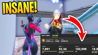 I EXPOSED Stats For EVERY KILL I GOT In Fortnite... LOL
