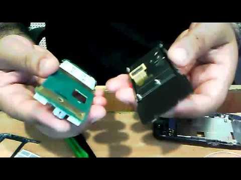 YouTube nokia E66 Replace Lcd Disassambel training mobile phone urdu www MyTutorialBook com0027