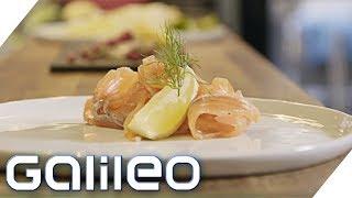 Gesundes Essen: Die gesündesten Nationen der Welt | Galileo | ProSieben