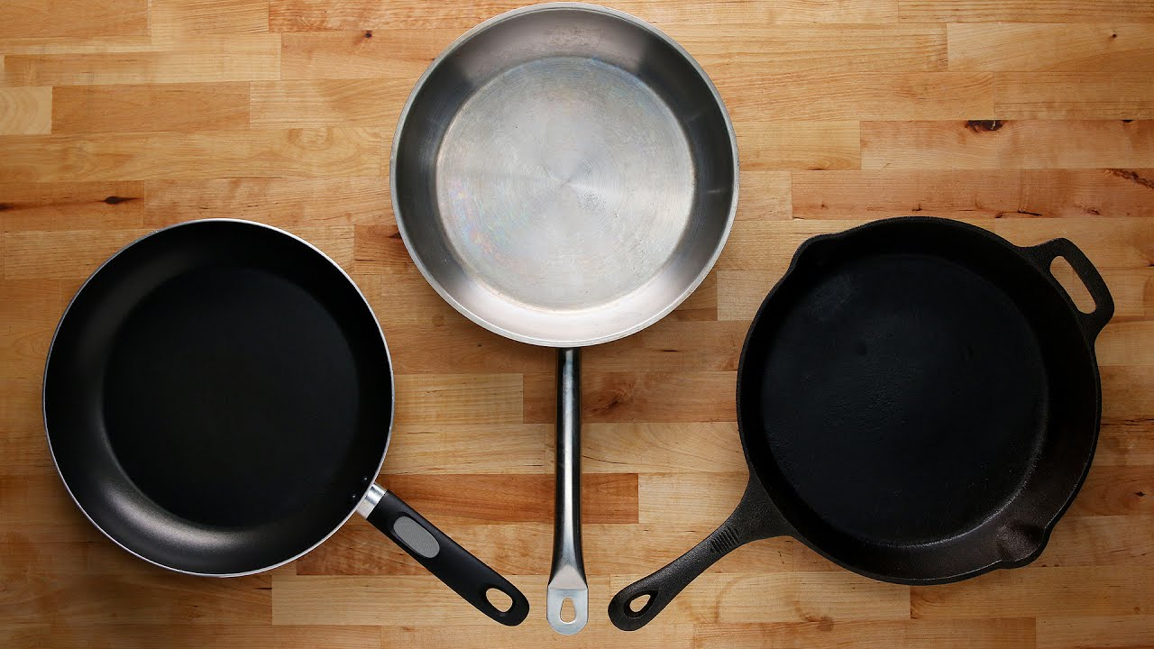How To Choose Best Pan to Cook With?