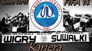 FIFA 14 | Sezon 14/15 | Kariera z dodatkami | Wigry Suwałki #1 - Transfery! Czyżby Kownacki?