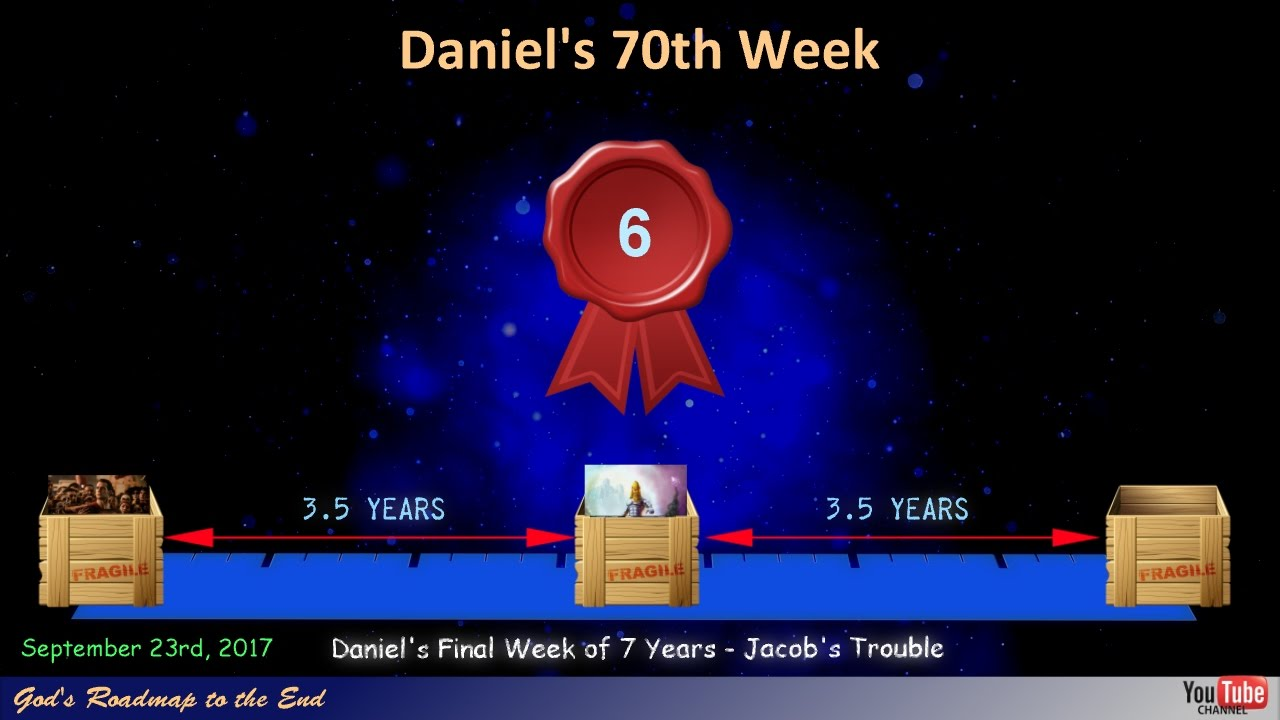 September 23, 2017 - Part 8: Jacob's Trouble - The Final Seven Years: Episode 3