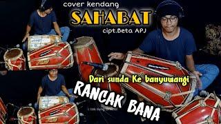 SAHABAT(COVER KENDANG JAIPONG & KENDANG BANYUWANGI)