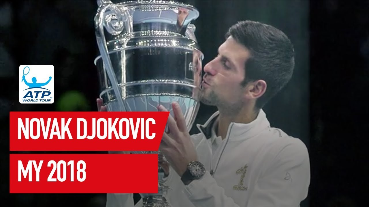 Novak Djokovic | The story of his 2018 season