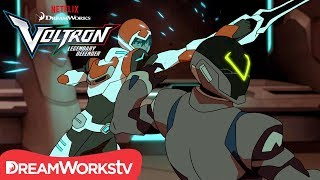 Meet Sven | DREAMWORKS VOLTRON LEGENDARY DEFENDER