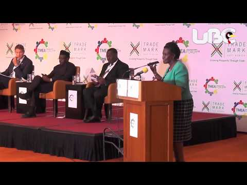 TRADE MARK TRADE FORUM 2018 KAMPALA UGANDA