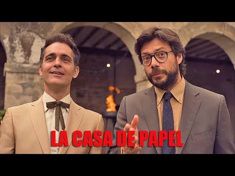 Franco Battiato - Centro Di Gravità Permanente (Lyric video) • La Casa De Papel | S4 Soundtrack