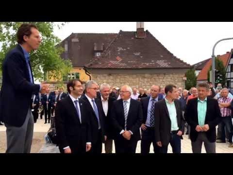 Frank Burkard gewinnt Bürgermeisterwahl Kronau 3. Juli 2016
