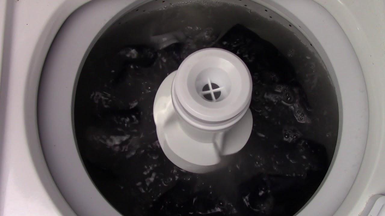 FULL WASH: Vintage 2002 Kitchenaid Washer Load Of My Work Pants