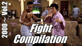 Jackie Chan Fight Compilation 2000~ Vol.2