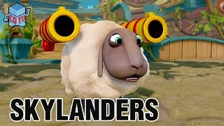 Skylanders Trap Team Sheep Creep Gameplay Preview