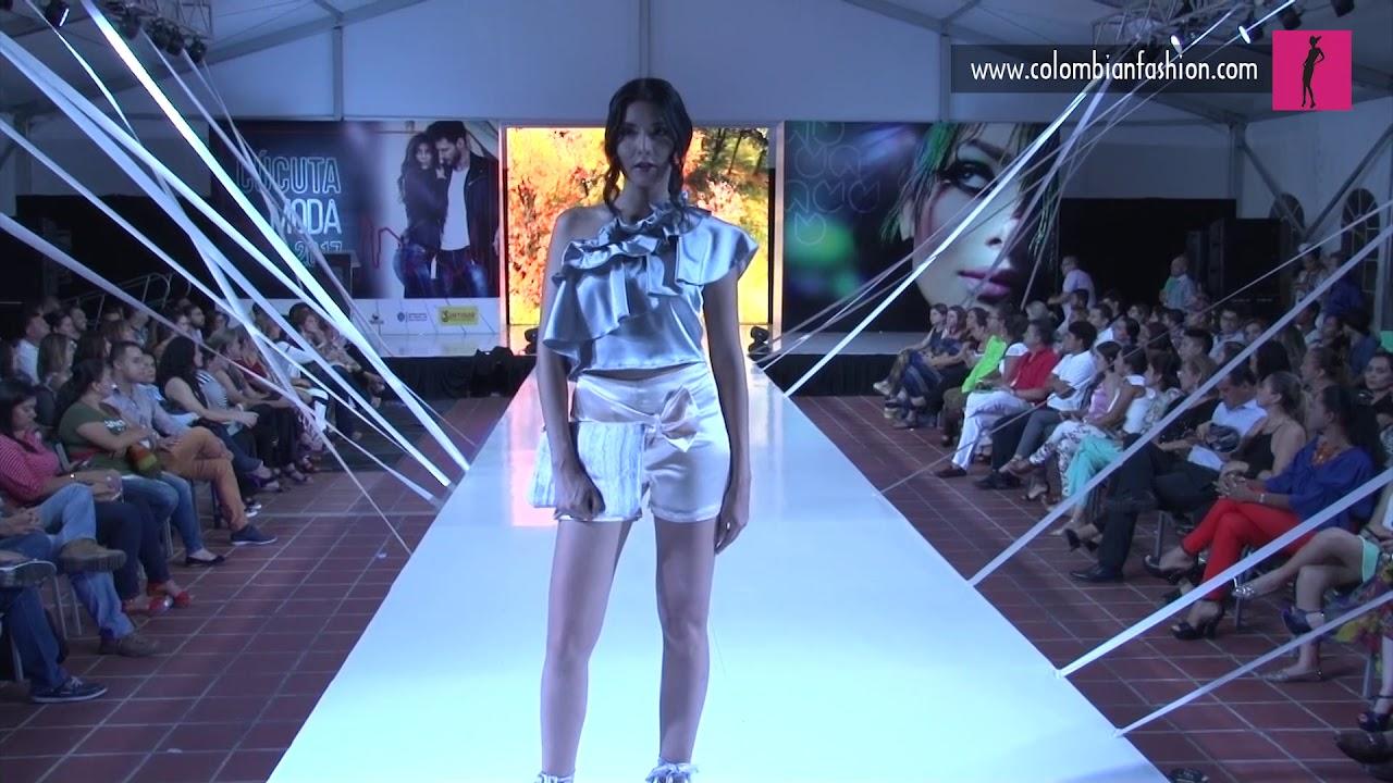 Pasarela Adriana Contreras - Cúcuta Fashion Week 2017