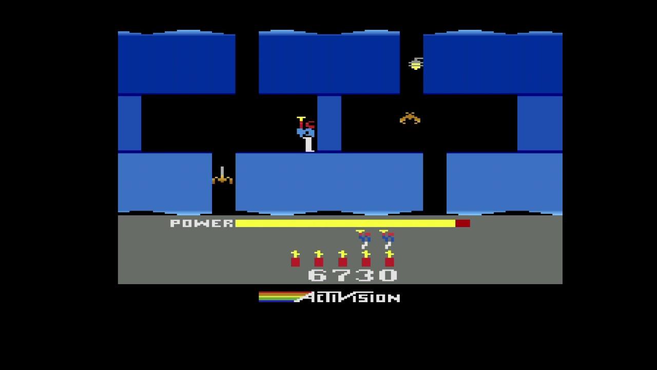 Atgames Atari Flashback 8 Gold 2017 H E R O Youtube