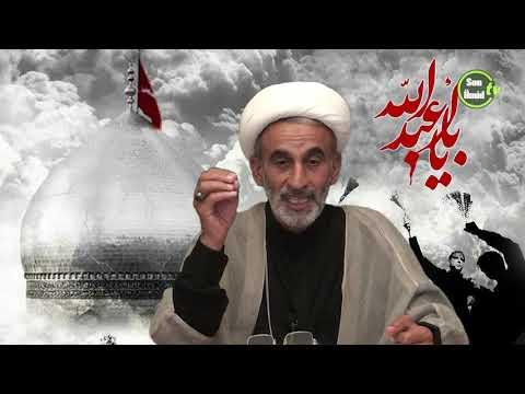 Hacı Əhliman | İmam Huseyn (ə)-ın Qizi Fatmeyi Suğranın Küfəlilər üçün etdiyi xütbəsi