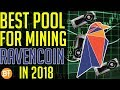 Best Ravencoin (RVN) mining pool in 2018! Ravencoin mining