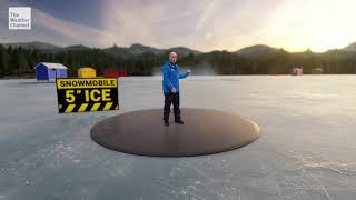The Science Behind Ice Thickness