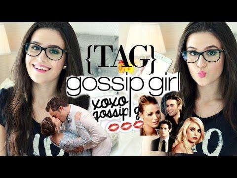 Eu + Séries {TAG} Gossip Girl | Lorrine Mondin
