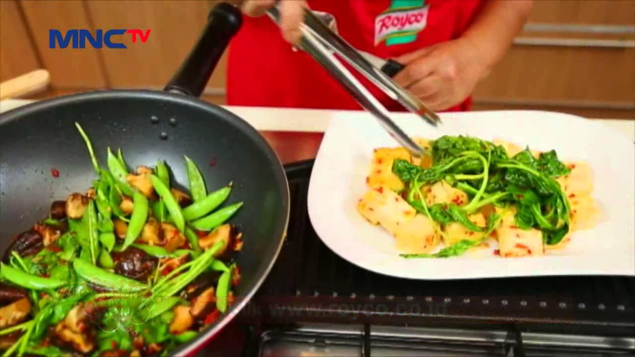 royco masak apa hari ini   tumis tahu hijau 25 6   youtube