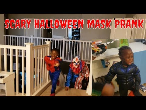 BABY JOSIAH CRIES from Clown J Funk and Friends Dress as Superheroes to the Halloween Fall Festival