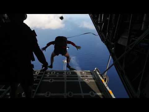 920th Rescue Wing Saves Two People 500 Miles Off South Florida