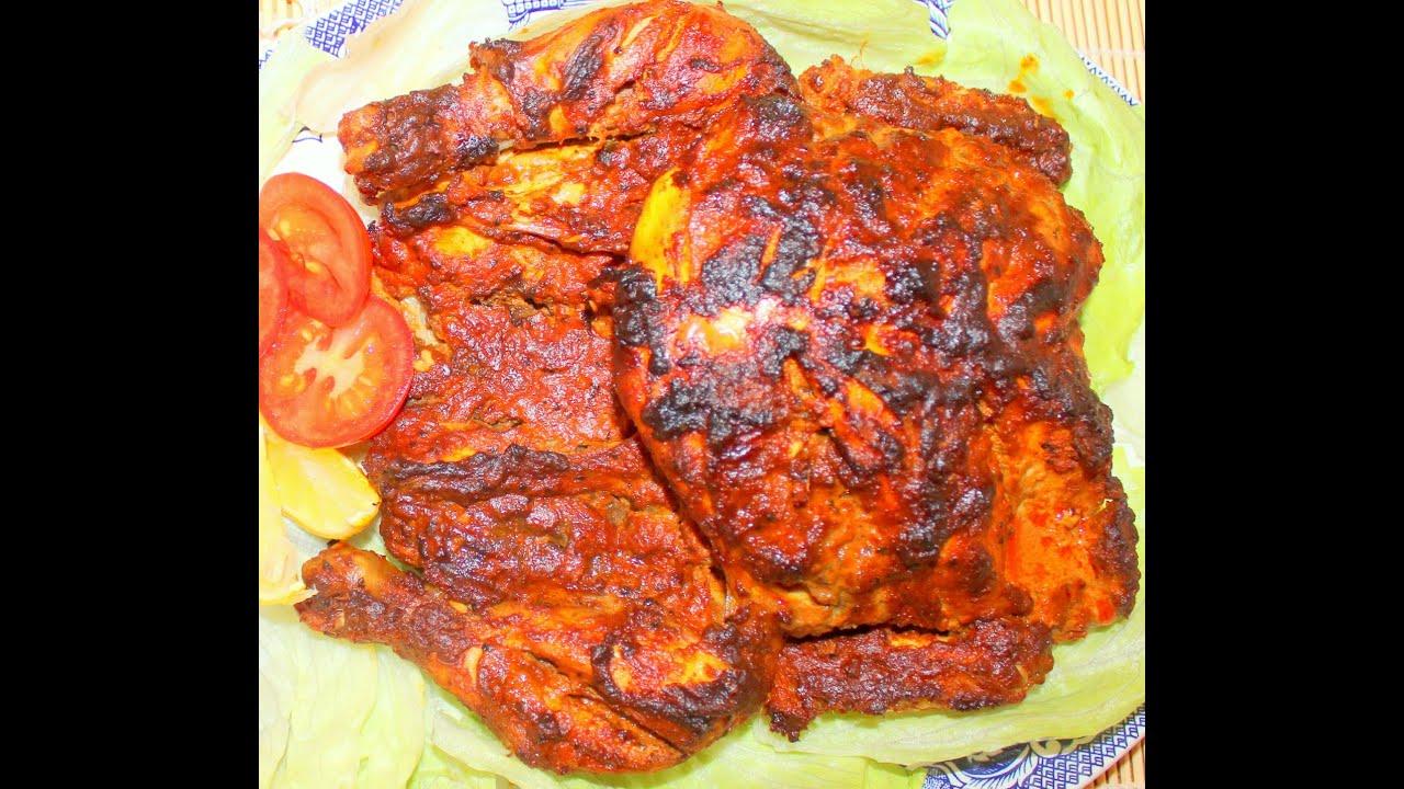 Tandoori kitchen - Tandoori Roast Chicken My Kitchen