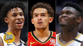 Ja Morant vs. Trae Young vs. Zion Williamson: Who wins the Best Special Effects