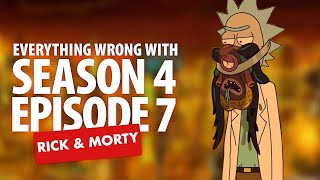 "Everything Wrong With Rick & Morty ""Promortyus"" (SEASON 4 EPISODE 7!)"