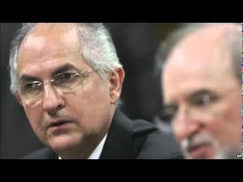 Venezuela police raid arrests Caracas mayor Antonio Ledezma