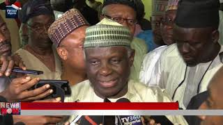Jerry Gana rejects Donald Duke as running mate