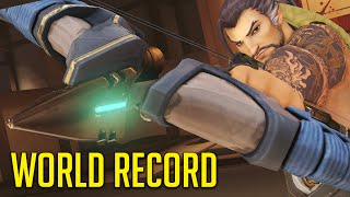 Longest Arrow Shot EVER! The Hanzo Trap Strategy, Charging In! thumbnail