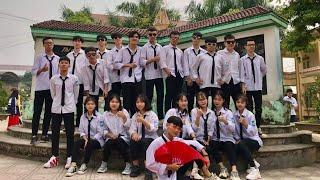 Nhảy hiện đại mashup Truyền Thái Y - 999 Đoá Hồng - Idol 12A THPT Thanh Ba