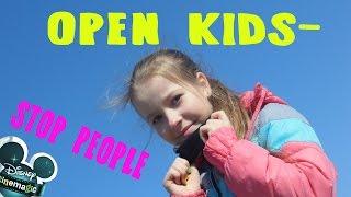 Клип на песню Open Kids - Stop people ♪ Ирина Инозкарева