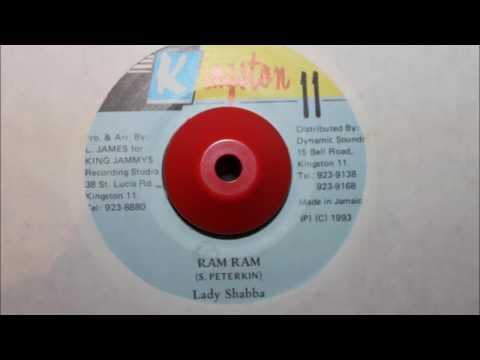 LADY SHABBA - RAM RAM