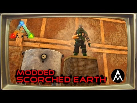 BULK MOD AND NEW BASE! - Ark: Modded Scorched Earth  E2