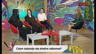 Westerplatte Młodych: Czym zajmuje się siostra zakonna? (27.09.2019)