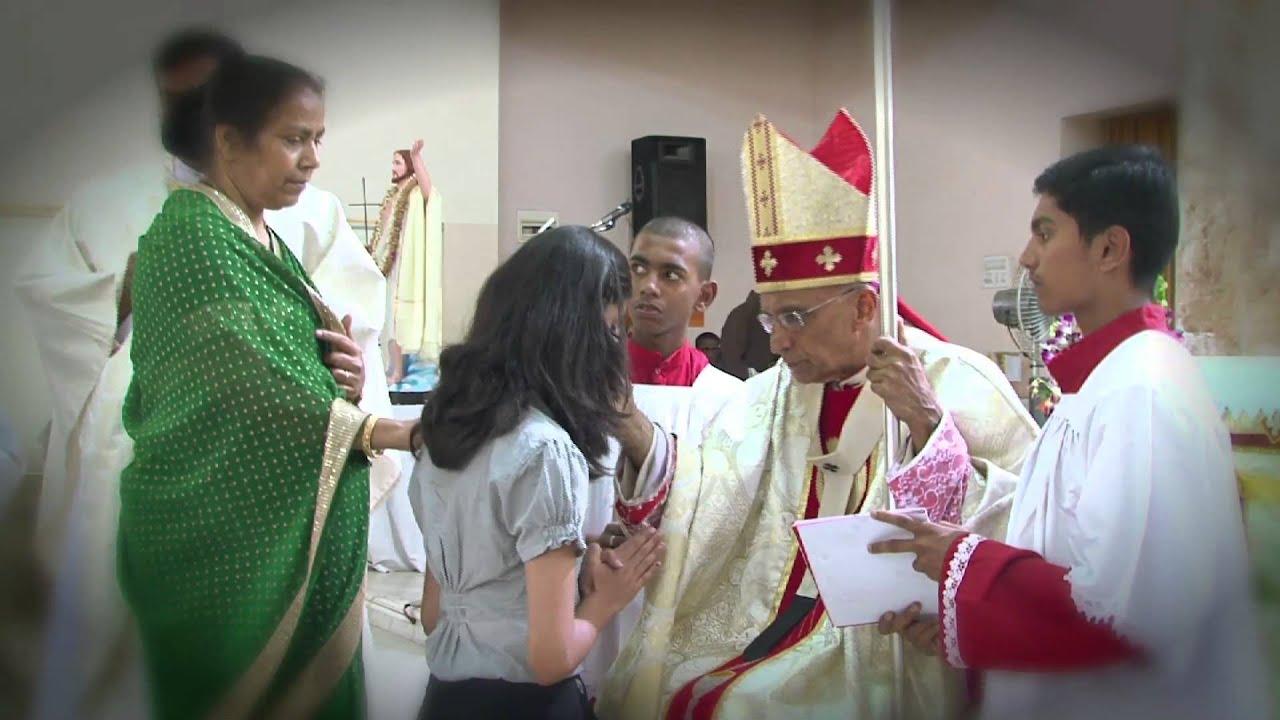 Sacrament Of Confirmation Sttony S Friary Church