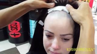 Система интеграции волос в салоне