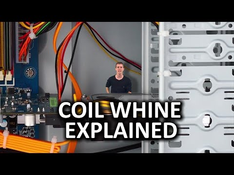Coil Whine as Fast As Possible